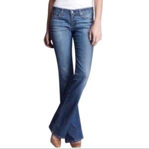 AG NWT Flare Bottom Jeans